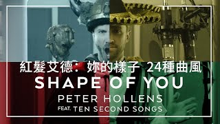 24種曲風、二位歌手、一首歌曲 - 紅髮艾德.妳的樣子 (中文字幕)