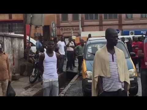 Accra Floods (MUSIC BY RICHIE RICH)
