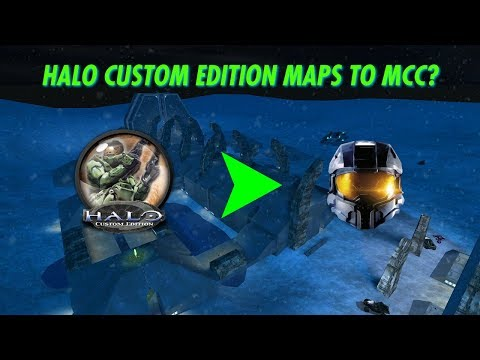 Halo Custom Edition Maps I'd Like To See In MCC's Matchmaking