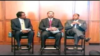 Black Conservatism in America - Dole Institute of Politics Pt2