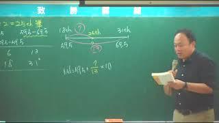 生物統計學-王瑋老師-金榜函授