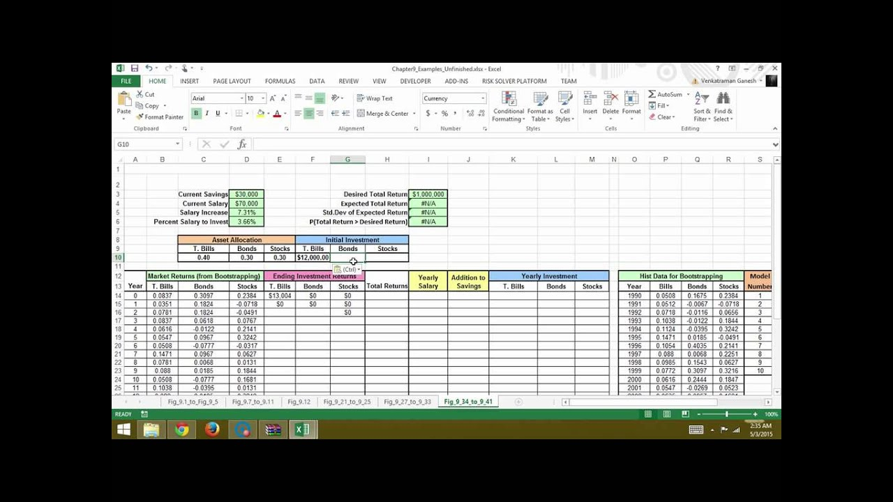 developing spreadsheet based decision support systems video fig 934 to 941