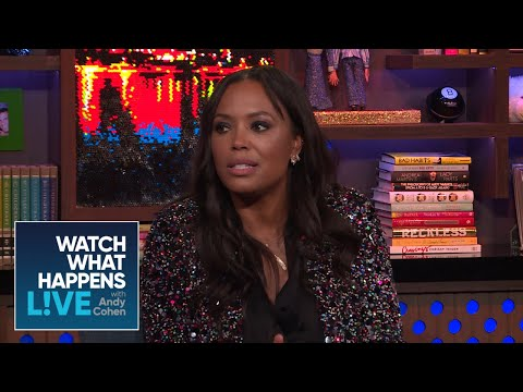 Why Aisha Tyler Is Through With Bill Clinton  WWHL
