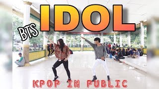 [KPOP IN PUBLIC] BTS (방탄소년단) - IDOL Dance Cover By WE NEXT DREAM