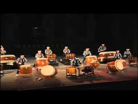 Kodo Drummers - Live At The Acropolis