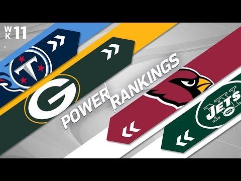 Week 11 Power Rankings | NFL