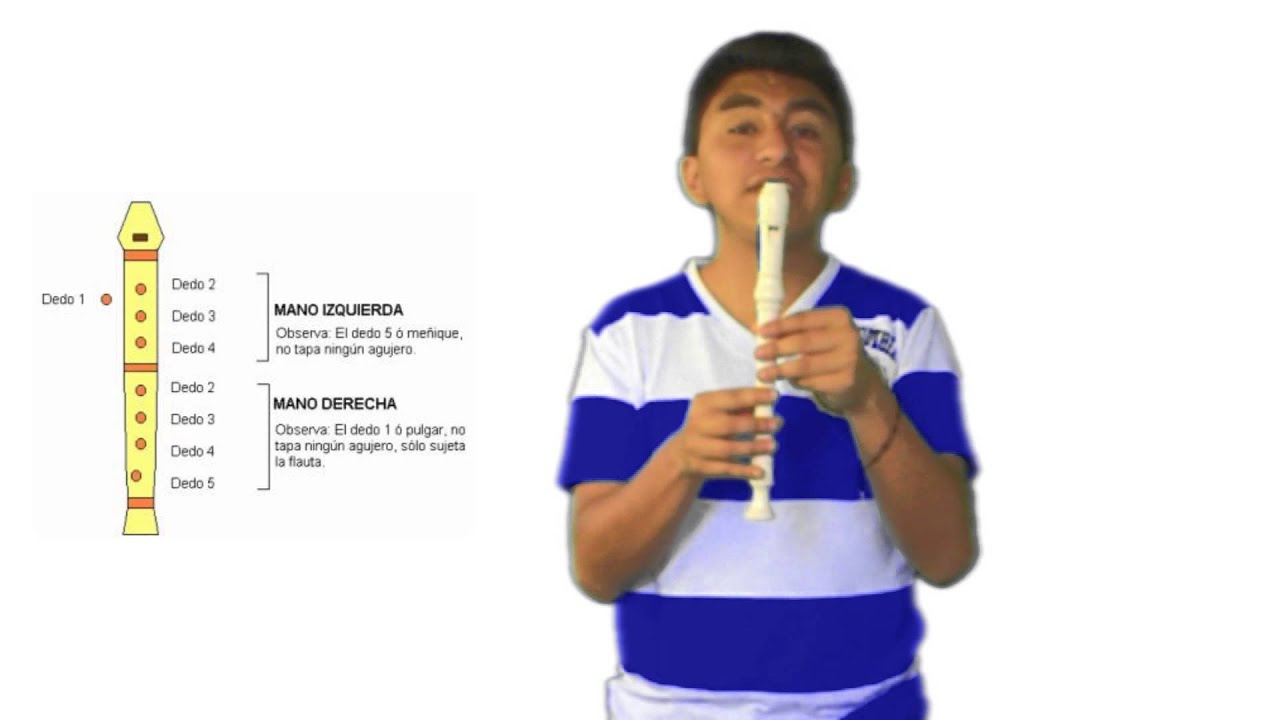 Tocando la flauta - 1 3