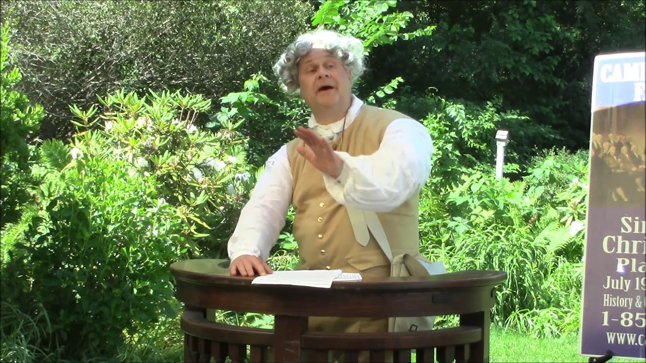 The Glorious 4th: A Presentation On and A Reading Of the Declaration of Independence by Rich Howell