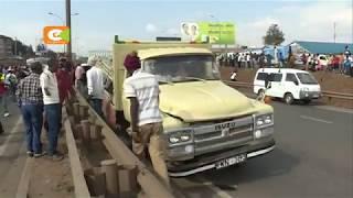 Watu zaidi ya 7 waangamia kwenye ajali katika barabara kuu ya Thika