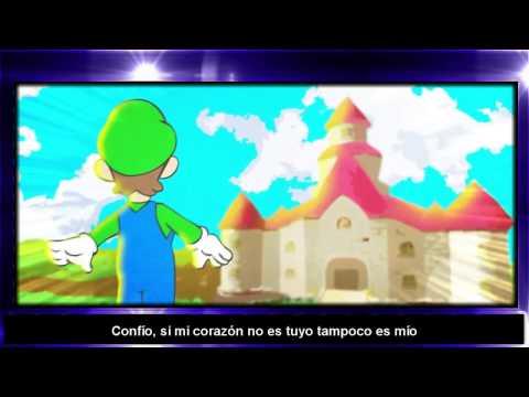 Karaoke #9-Super Mario Bros-Zarcort-Con Estribillo-Instrumental