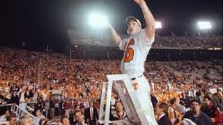 "Peyton Manning Tennessee Tribute || ""The Great Peyton Manning""