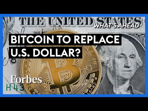 Could Bitcoin Replace The U.S. Dollar? - Steve Forbes | What's Ahead | Forbes