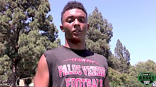 Adison Umrarong '17 : Palos Verdes (Palos Verdes Estates, CA) Junior Year Spotlight 2016