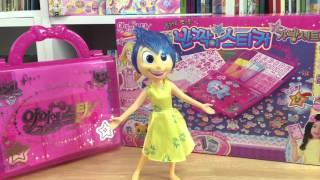 아이엠스타 반짝이 스티커 장난감 이벤트 당첨자 발표 라임튜브