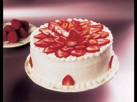 Pastel de tres leches con fruta  receta de pasteles  YouTube