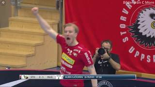 Highlights Storvreta IBK vs Mullsjö AIS semi 1 7-8 OT