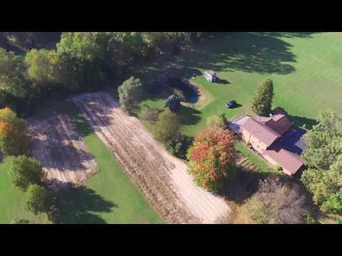 first drone flight in belleville mi