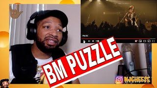 🧀 BAND-MAID - Puzzle Live REACTION VIDEO BY NJCHEESE