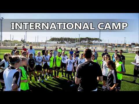 Smartfootball Athens Camp 2017