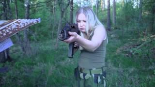Playing war / Leka krig