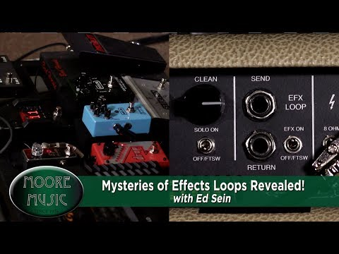 Mysteries Of Effects Loops Revealed