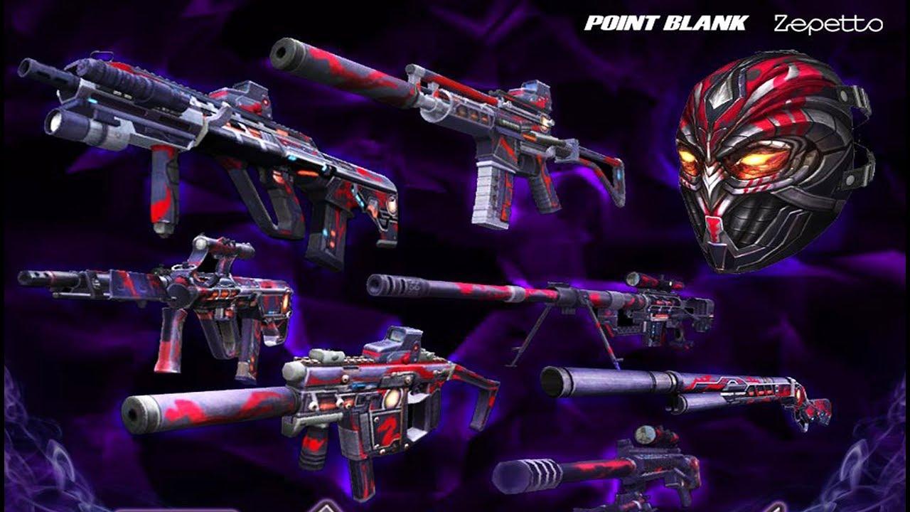 POINT BLANK QUEEN -TACTiLiTE T2 PH GRAFFiTi by MOBILE LEGENDS aka Damian  Paniki