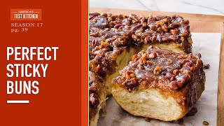 Celebrate the 20th Anniversary of America's Test Kitchen with Sticky Buns