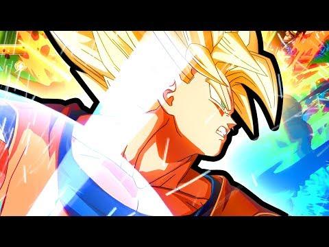 Dragon Ball FighterZ: Goku Breakdown - Tips & Tricks