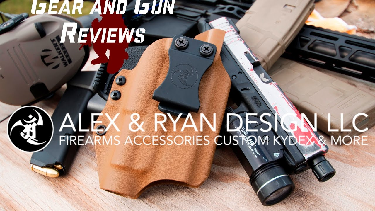 Honest Review of the Alex and Ryan Design Claw Appendix Holster