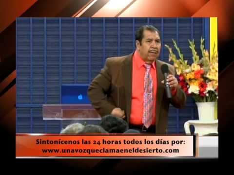 Cristo limpiará su iglesia antes de venir por ella, pastor Rafael Rodriguez 12 25 2014