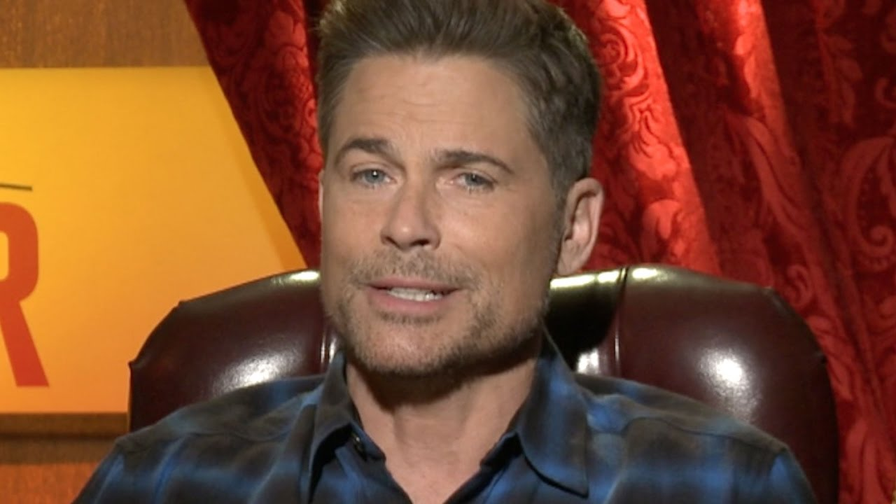 Rob Lowe: How To Be A Latin Lover