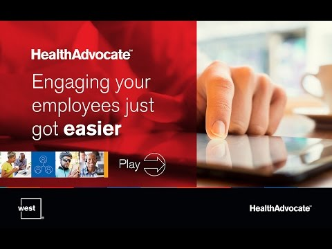 Health Advocate's New Online Member Experience