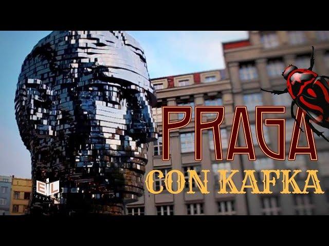 Estatuas de Kafka y otros lugares Kafkianos en Praga (Un viaje literario a La Metamorfosis)