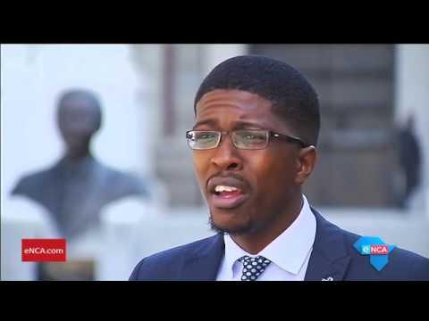 Mkhuleko Hlengwa – Newsmaker of the Year 2016