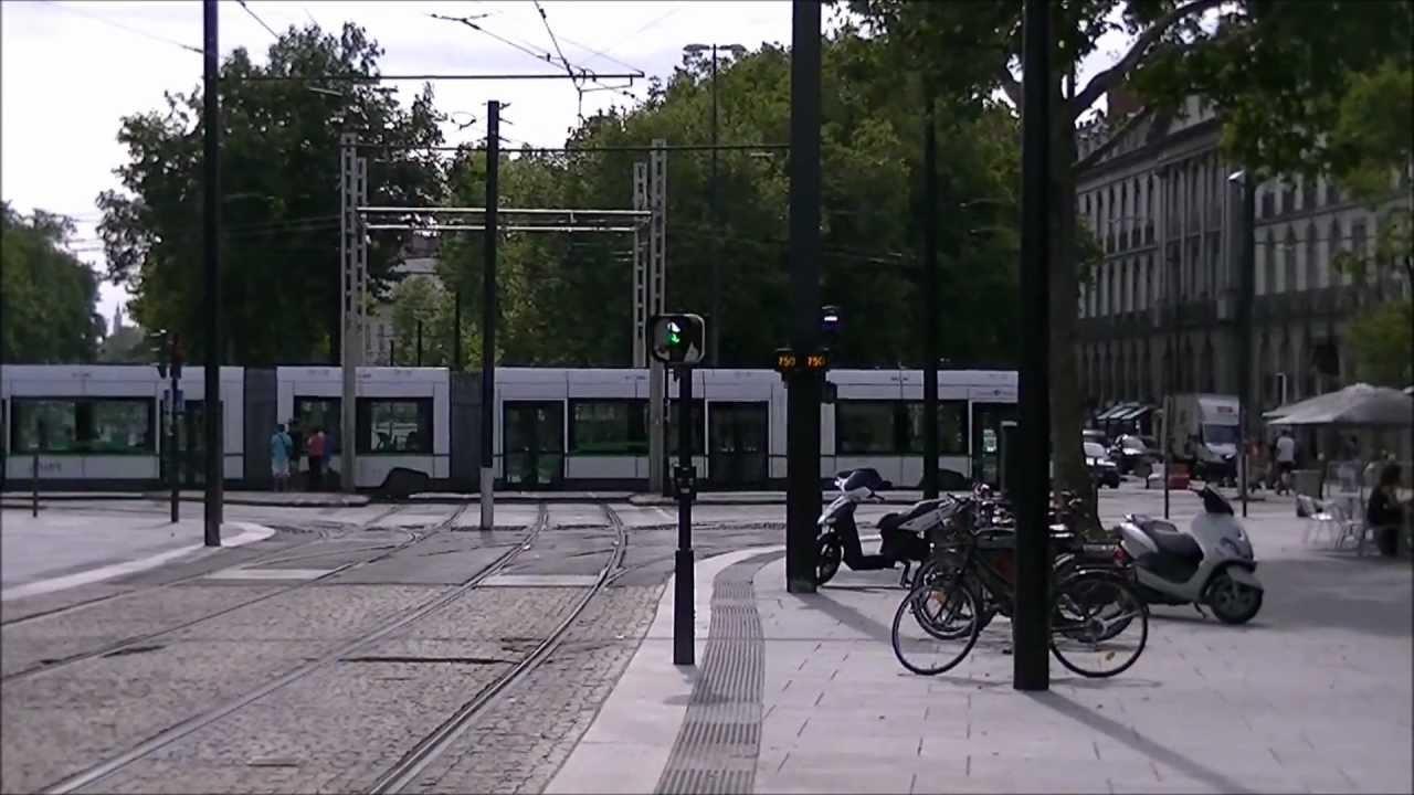 Le Tramway de Nantes - YouTube