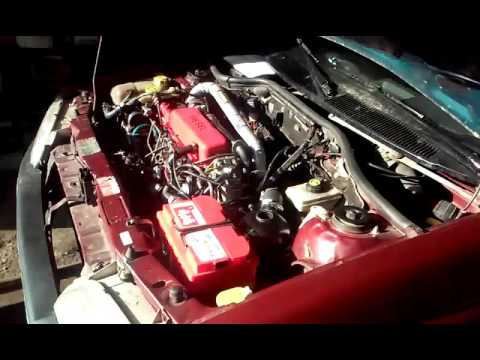 Проект Турбо Форд 6 серия. 2 АКБ, Сцепление, Ездовые характеристики