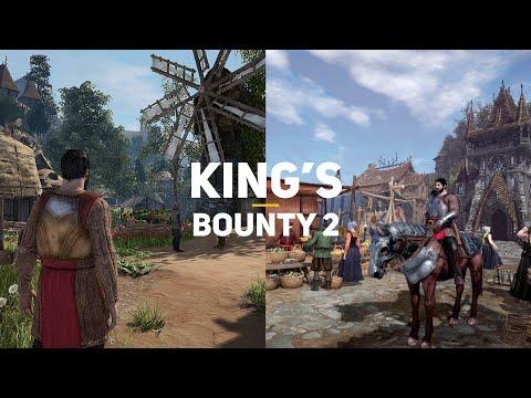 King's Bounty 2. Первый взгляд