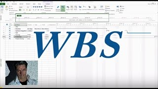 MS Project 2013 #4:  HowTo Use WBS to number tasks ●  Work Breakout Structure  ●  Easy