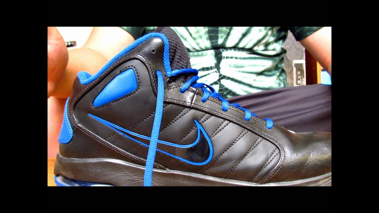 b8496467d nike air team hyped performance review - YouTube