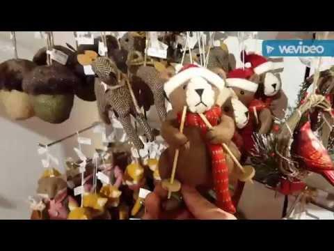 Christmas Shopping at Bloomingdale's 59th Street NYC