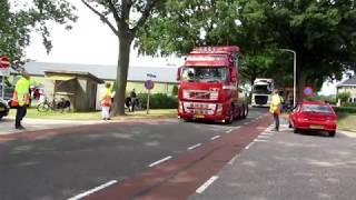 Truck Festijn Balkbrug uitrit 2019