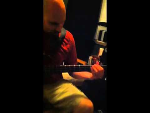 Grammatrain - Dalton recording bass