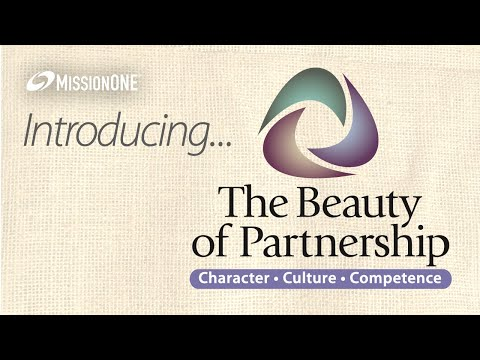 The Beauty of Partnership from Mission ONE, Introduction