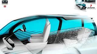 Toyota FCV Plus Concept 2015 Videos