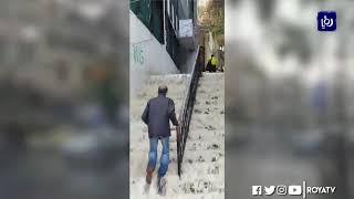 على مواقع التواصل الاجتماعي.. فرح بالمطر وغضب من ضعف الاستعدادات (16/11/2019)