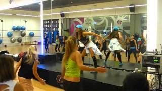 Zumba with Rachely Batan- Tutti Frutti mega mix 44