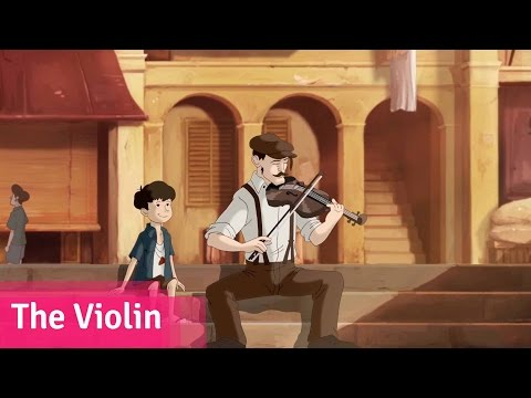 The Violin - Singapore Animation Drama Short Film // Viddsee.com