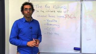 How we pay for a universal basic income - Whiteboard Wednesday.