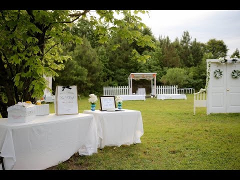 The Wedding Porch Venue, Raleigh, NC