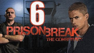 Prison Break: The Conspiracy Walkthrough Hd - The Big Riot - Part 6  Chapter 5